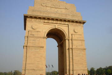 PRIVATE DELHI CITY TOUR-A TALE OF 8 CITIES
