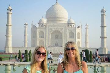 Private Full day Taj Mahal And Agra Fort from Bangalore with round trip flights