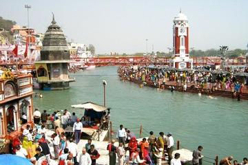 Private Haridwar and Rishikesh Day...