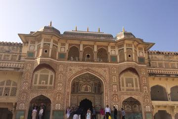 Private Jaipur Day Trip from New...