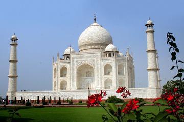 Private Taj Mahal Tour By Fastest Train Gatiman Express