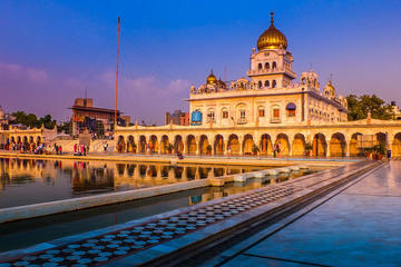 Private Tour of Temples and Spiritual Sites of Old Delhi