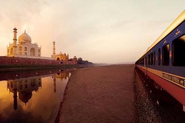 Viator Exclusive 10 Hours Taj Mahal Tour By Superfast Train From Delhi