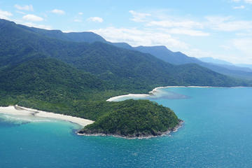 Cairns Helicopter Tour: Daintree Rainforest, Mossman Gorge, Cape Tribulation, and Great Barrier Reef