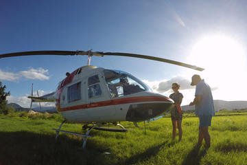 Full-Day Cairns Helicopter Tour: The...