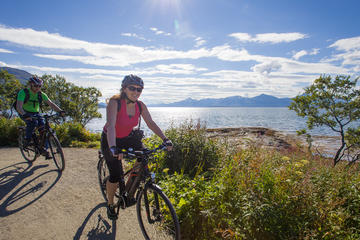 Electric Bike Rental in Tromso - 1 to 8 Day Rental