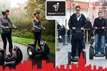 Warsaw Super Segway City Tour