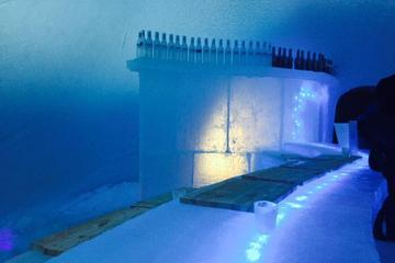 Private Tour: Ice Restaurant Dining Experience including 3-Course Meal