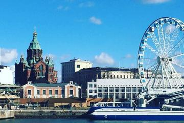 SHORE EXCRUSION : Private Half-Day Helsinki City Sightseeing Tour by Minivan