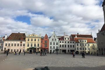 Tallinn Day Trip by Ferry from Helsinki
