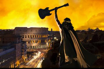 Rock Opera by the Colosseum: Nero will Burn Rome Again