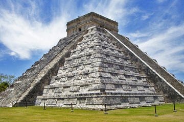 Chichen Itza Wheelchair Accesible Private Tour from Cancun or Riviera Maya