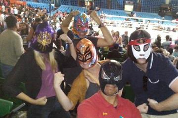 Lucha Libre and Mezcal Experience in...