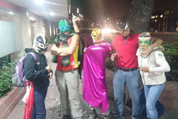 Pub Crawl and Lucha Libre Experience...