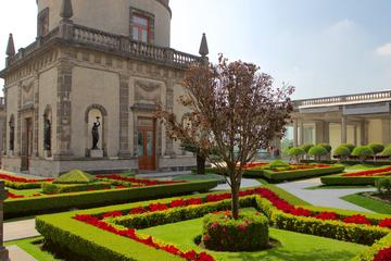The Emperor's Way: Castillo de Chapultepec Walking Tour