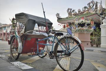 Penang Highlights by Trishaw from...