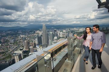 Shore Excursion: Private Iconic Towers of Malaysia and Cultural Tour