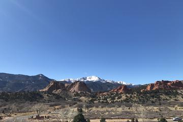 Small group tour of Pikes Peak and the Garden of the Gods from Denver