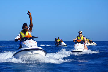 Half-Day Fiji Jet Ski Safari from...