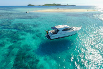 Private Full-Day Boat Charter aboard...