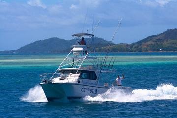 Private Full-Day Fishing Charter...