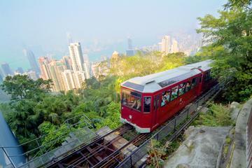 Half Day Tour of Hong Kong Island