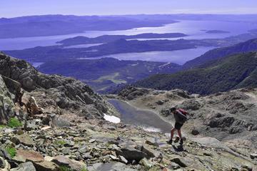 Caminata de escalada al Cerro López desde Bariloche