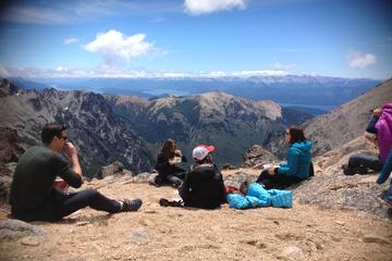 Caminata por la cresta al refugio Frey desde Bariloche
