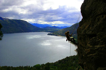 Rock Climbing Day Trip from Bariloche