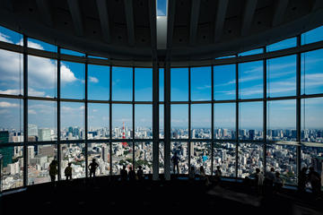 Roppongi Hills Observatory Ticket: Tokyo City View
