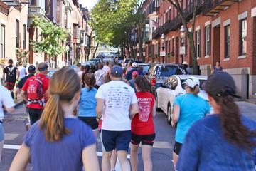 Boston's Freedom Trail 5K Run