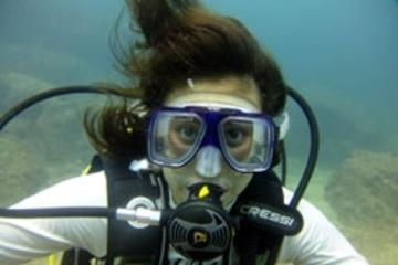 Curso de mergulho com scuba para iniciantes em Acapulco