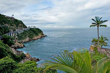 Excursão pela costa de Acapulco: Cruzeiro pela Lagoa de Coyuca