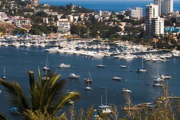 Recorrido por la ciudad de Acapulco