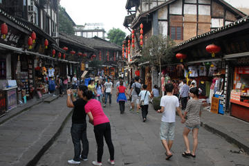 Chongqing Private Day Tour of Ciqikou...