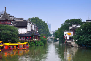 Half-day Nanjing Private Tour Including Qinhuai River Boat Without Meals