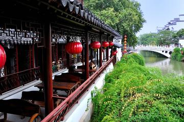 Nanjing Classic Day Tour Including Qinhuai River and Ancient City Wall with Lunch