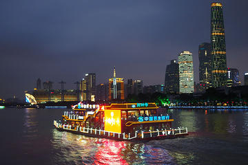 Private Day Tour of Historical Guangzhou Including Evening Dinner...