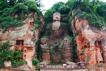 Private Day Trip: Leshan Grand Buddha with Lunch