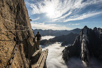 Private Mount HuaShan Hiking Tour...