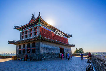 Private tour: Discover Shanhaiguan Great Wall and Old Dragons Head by Bullet Train with Lunch