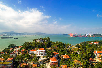 Xiamen Private Half Day Tour of Gulangyu Island and Shuzhuang Garden