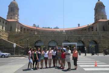 Half-Day Pretoria City Tour