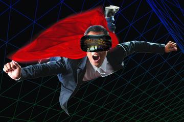Virtual Reality Experience in Las Vegas