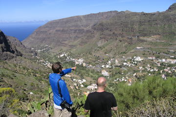 La Gomera Canyons Hiking Tour