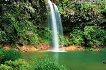 Crossed Border Excursion Ex Brunei : Lambir Waterfall National Park