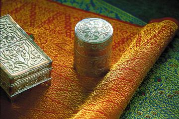 Half-Day Brunei Golden Thread Weaving Tour
