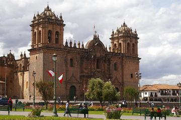 Half day Cusco City tour