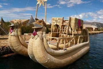 Lake Titicaca and Uros Islands Day Trip from Puno