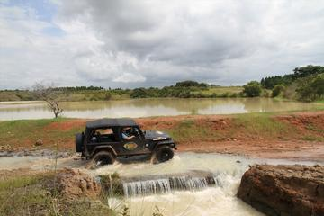 Jungle Jeep Tour from Panama City